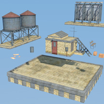 Industrial Roof Construction for DS image 7