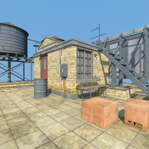 Industrial Roof Construction for DS image 8