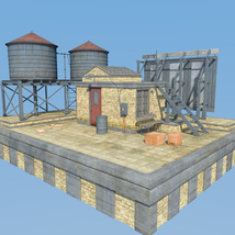 Industrial Roof Construction for DS image 9