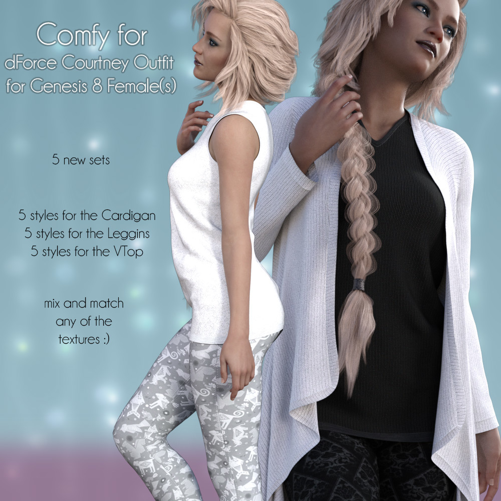 Comfy for Courtney Outfit  by antje