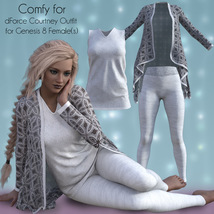 Comfy for Courtney Outfit  image 2