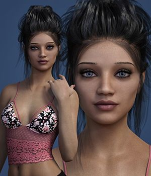 MbM Peyton for Genesis 3 & 8 Female 3D Figure Assets Heatherlly