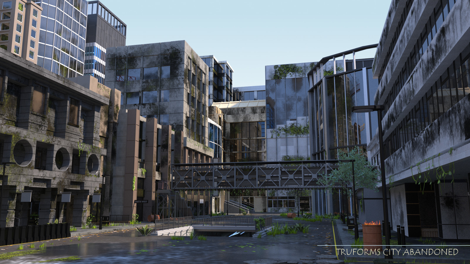 TruForms City Abandoned by TruForm