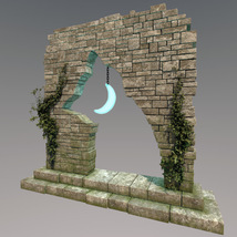 Alice's Arch for Poser image 2