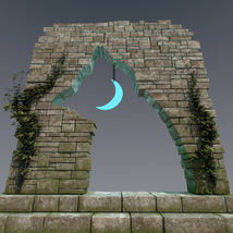 Alice's Arch for Poser image 5