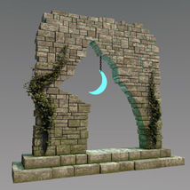 Alice's Arch for Poser image 6