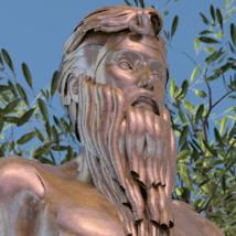 Mount Olympus for Poser image 4