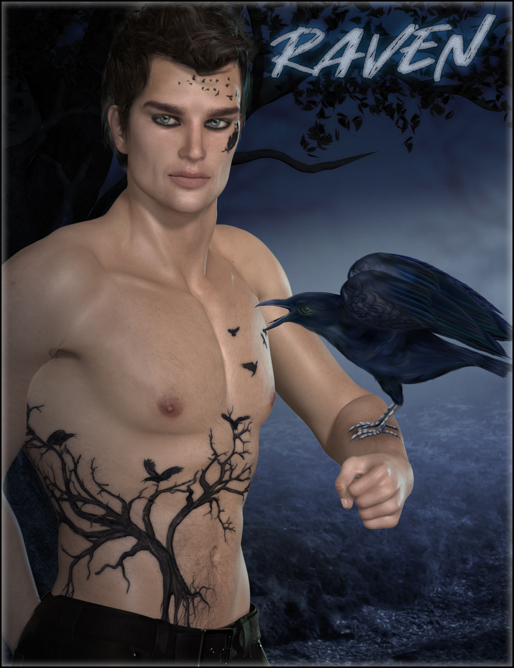 L'Homme Raven by RPublishing