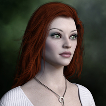 MbM Lily for Genesis 3 and 8 Female image 4
