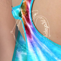 dforce - Basics - Open Back Tee - Genesis 8 image 6