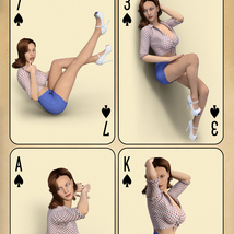 WMs PinUp Classic 1 - Poses for Genesis 3 and 8 Females image 2
