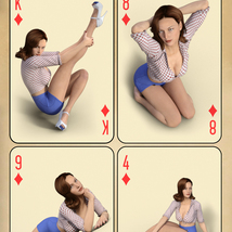 WMs PinUp Classic 1 - Poses for Genesis 3 and 8 Females image 3