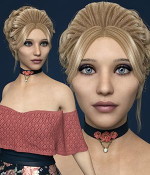 MbM Finley for Genesis 3 and 8 Female 3D Figure Assets Heatherlly