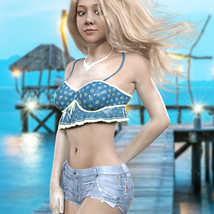 Alex for Genesis 3 and 8 Female image 5
