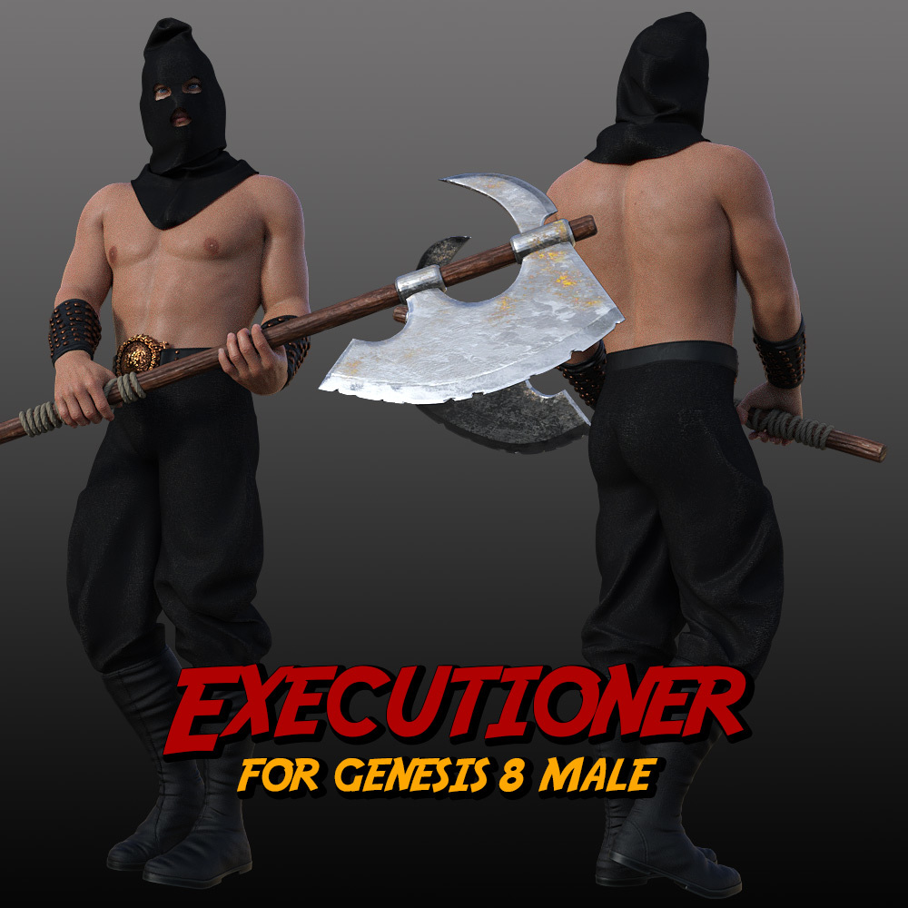 Executioner for G8 males by powerage
