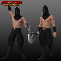 Executioner for G8 males image 1