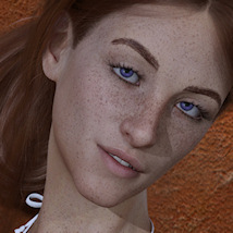 KrashWerks SQUEAKY for Genesis 8 Female image 6