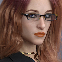 KrashWerks SQUEAKY for Genesis 8 Female image 8