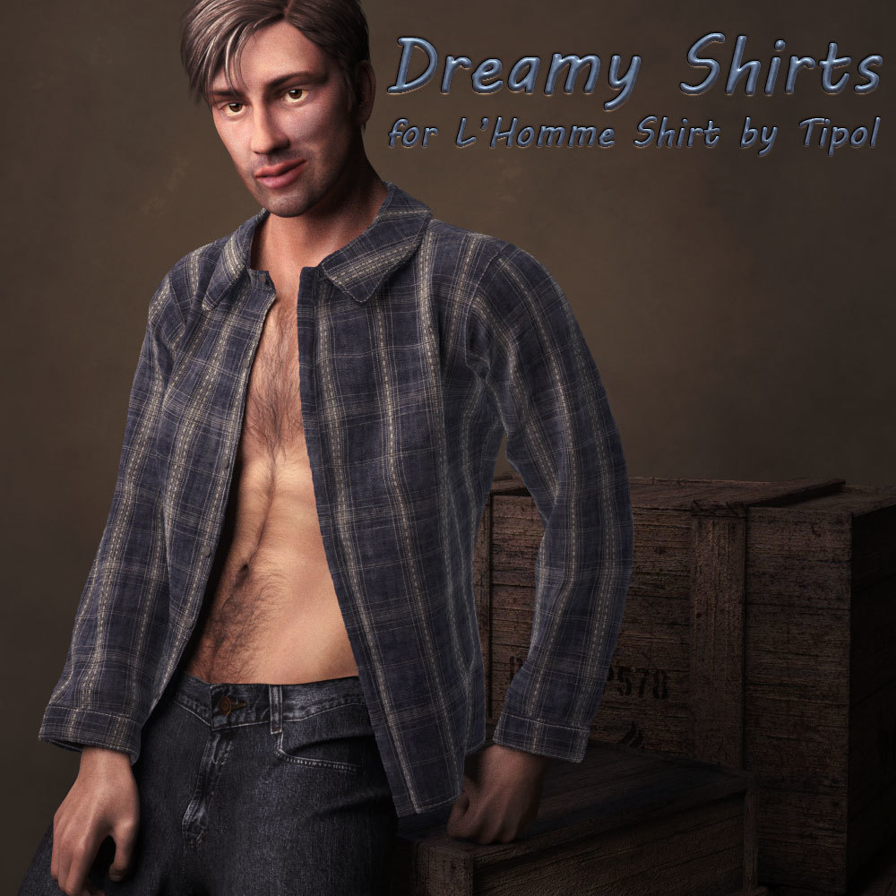 Dreamy Shirts for L'Homme by Dream9Studios