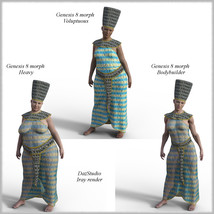TheEgyptianQueen for La Femme, G8 and G3 image 6