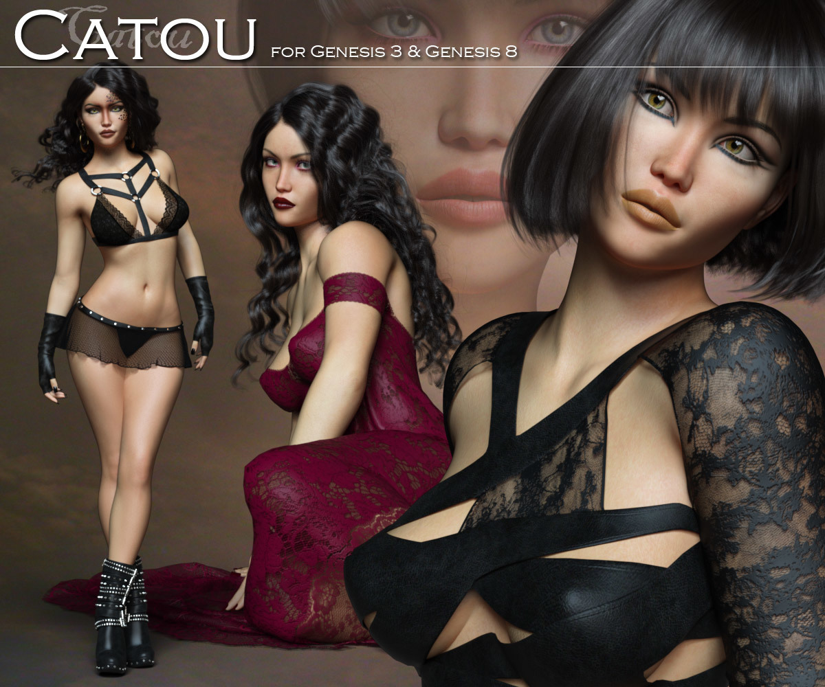 Catou for G3 and G8 Females by Rhiannon