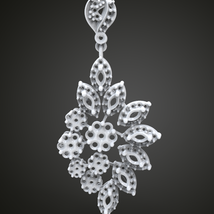 Necklace Jewelry 3D Model image 2