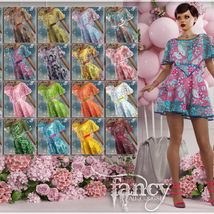 Fancy Abby Outfit G8F image 1