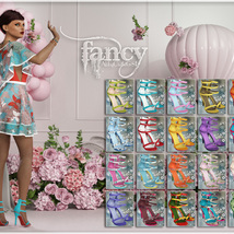 Fancy Abby Outfit G8F image 3