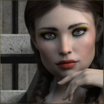 TDT-Alessia for Genesis 8 Female image 1
