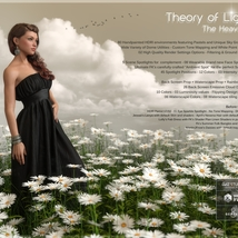 Theory of Light - The Heavens image 1