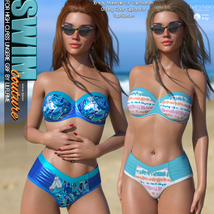SWIM Couture for High Class Lingerie G8F image 1