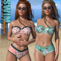 SWIM Couture for High Class Lingerie G8F image 2