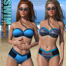 SWIM Couture for High Class Lingerie G8F image 3