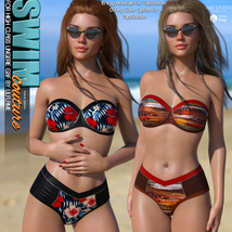 SWIM Couture for High Class Lingerie G8F image 4