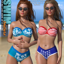 SWIM Couture for High Class Lingerie G8F image 5