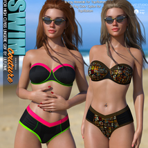 SWIM Couture for High Class Lingerie G8F image 6