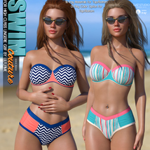 SWIM Couture for High Class Lingerie G8F image 7