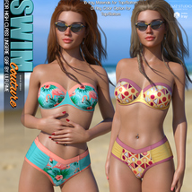 SWIM Couture for High Class Lingerie G8F image 8
