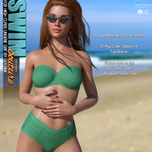 SWIM Couture for High Class Lingerie G8F image 9