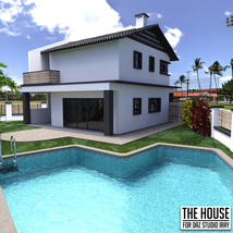 The House for DS Iray image 1