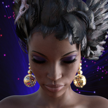 Jewelry Set One for Genesis 8 Females image 4