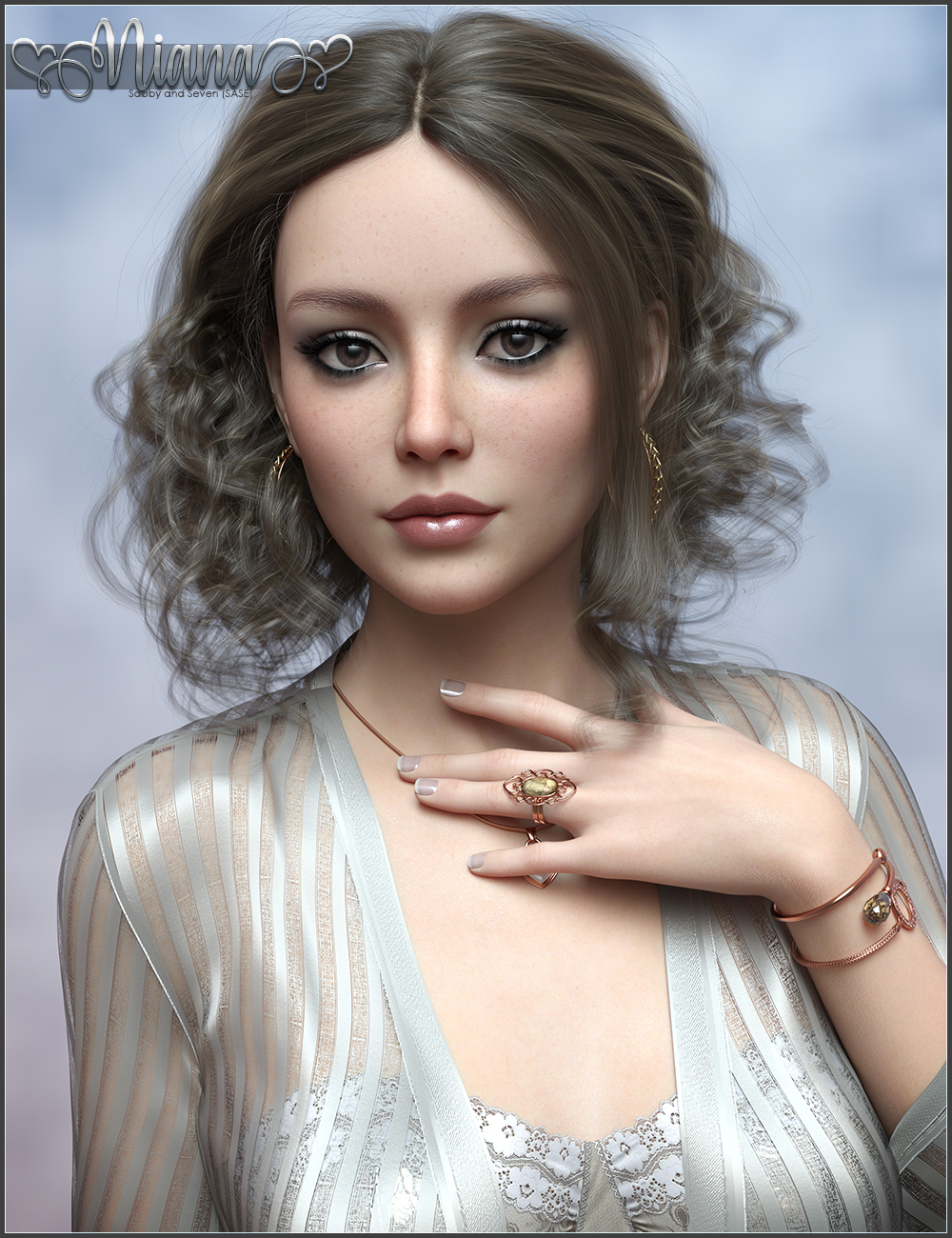 SASE Niana for Genesis 8 by Sabby