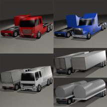 Super Low Poly Vehicles - Extended License image 4