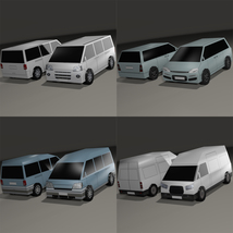 Super Low Poly Vehicles - Extended License image 7
