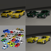 Super Low Poly Vehicles - Extended License image 9
