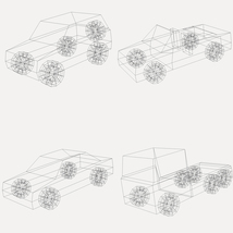 Super Low Poly Vehicles - Extended License image 10