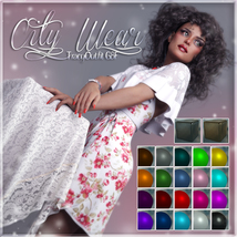 CityWear Tracy Outfit G8F image 3