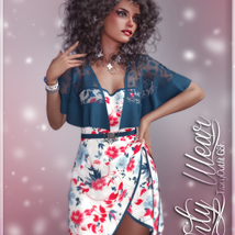 CityWear Tracy Outfit G8F image 6