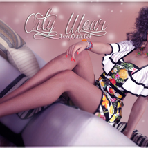 CityWear Tracy Outfit G8F image 7