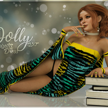 Dolly Divinity Outfit G8F image 11
